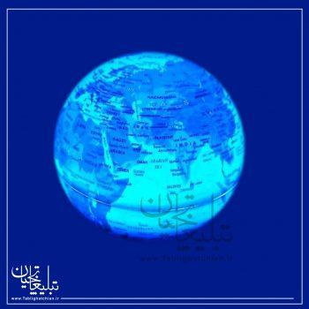 خرید کره زمین گردون لامپدار
